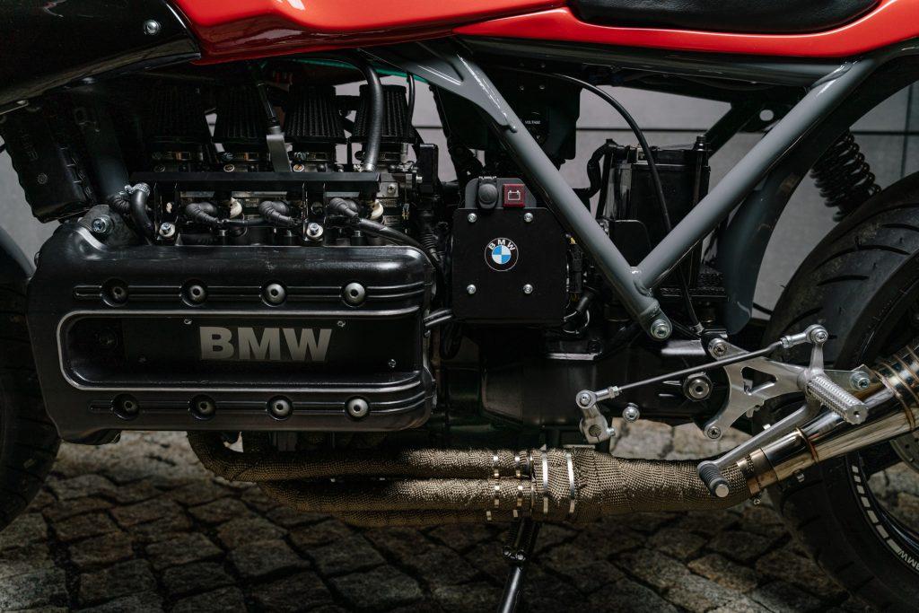 Unikátní motor 1100cmm